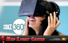 RedLightCenter to Demo Oculus Rift, 'VR Porn' at XBIZ 360