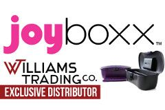 Williams Trading Named Joyboxx Exclusive Distributor