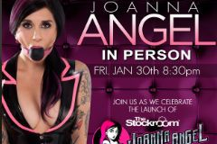 Hustler Hollywood Hosts Launch Event for The Stockroom's Joanna Angel Line