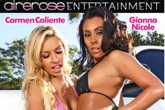 Airerose Unveils Hard Galleries for 'Sorority Carwash' Sequel