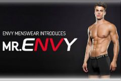 Envy Menswear Introduces Brand Face 'Mr. Envy'