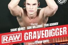 Staxus Releases 'Raw Gravedigger'