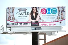 Castle Megastore, Sexual Health Expo Launch Citywide Billboard Campaign in Phoenix