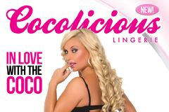 Cocolicious Lingerie to Debut at International Lingerie Show