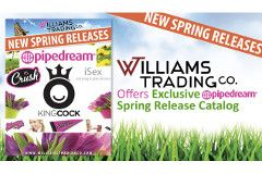 Williams Trading Offers Pipedream Spring Catalog
