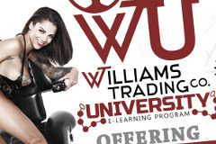 Williams Trading University Offering Bonnie Rotten Giveaway