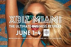 Official 2015 XBIZ Miami Schedule Announced