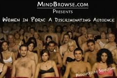 Mindbrowse Presents 'Women in Porn: A Discriminating Audience'