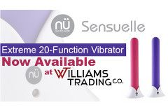 Williams Trading Distributing Nu Sensuelle's Latest Release