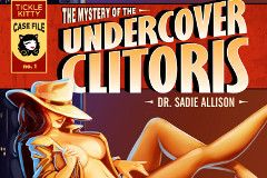 Dr. Sadie's 'Mystery of the Undercover Clitoris' Wins 'IPPY' Award