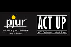 pjur Group USA, Act Up Distribute 'Safe Sex Kits'  in NYC