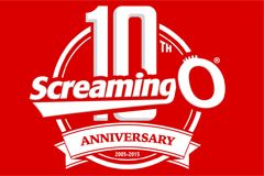 The Screaming O Celebrates 10th Anniversary