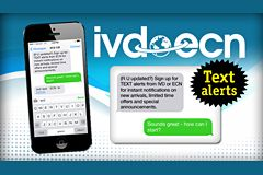 IVD|ECN Introduces Text Message Service