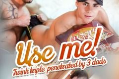 Staxus' 'Use Me!' Offers Triple-Penetration Scene