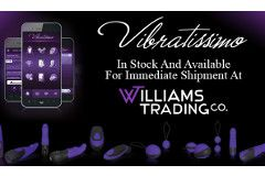 Williams Trading Now Offering Vibratissimo Line