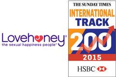 Lovehoney Ranked 9th Fastest Growing International Company by The Sunday Times