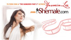 Jasmin Lee Joins Shemale.com