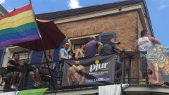 pjur Group Attends 'Gay Mardi Gras' in New Orleans