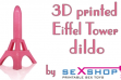 Video: SexShop3D Turns Eiffel Tower Into 3D-Printed Dildo