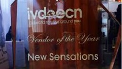 New Sensations Receives IVD/ECN Vendor of the Year Award