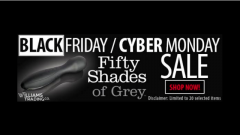 Williams Trading Unveils 'Fifty Shades' Holiday Deals