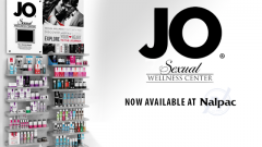 System JO Sexual Wellness Center Now Shipping at Nalpac