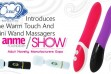 Cloud 9 Novelties Introduces Warm Touch, Mini Wand Massagers