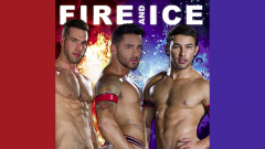 Falcon Studios Releases Hot House's 'Fire and Ice'