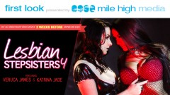 Mile High Offers 'Lesbian Stepsisters Vol. 4' 1st Look