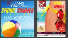 Williams Trading Co.'s 2016 Spring Essentials Catalog Debuts