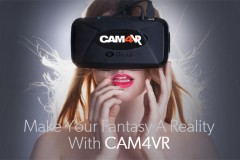 CAM4 Launches Virtual Reality Platform CAM4VR