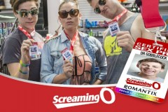 Screaming O Joins Romantix for Long Beach Pride