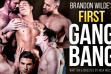 Brandon Wilde's 1st Gangbang Premieres on IconMale.com