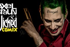 Wicked Releases Official Trailer for Braun's 'Suicide Squad XXX'