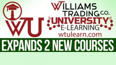 Williams Trading University Expands With 2 New Courses