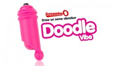Screaming O Releases Doodle Mini Vibe
