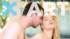 X-art to Release Kenna James' 1st B/G Scene