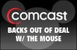 Comcast Spurns Disney in Final Hour