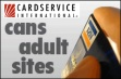Cardservice International Drops Adult