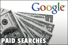 Google WebSearch Pays For Searches