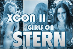 X-Con II Girls Appear on Stern Show