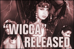 New Sensations Releases Gothic-Inspired 'Wicca'