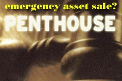 With Beate Uhse Deal Killed, Penthouse Faces Emergency Asset Sale