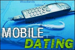 Singaporeans Offered Mobile Dating Service