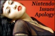 Nintendo Issues Apology, Game Systems for SuicideGirls