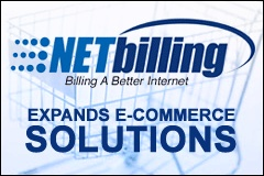 Netbilling Expands E-Commerce Options