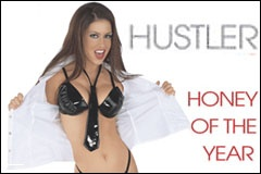 Jessica Jaymes Named First-Ever Hustler Contract Girl