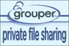 Grouper Limits File-Sharers to a Select Few
