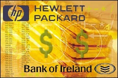 Hewlett-Packard and Bank of Ireland Squabble Over Porn