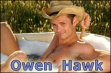 Owen Hawk Launches Personal Website for Fans